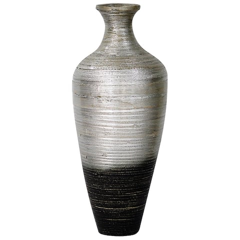 """23.62"""" Bamboo """"Classic"""" Jar Vase with Small Opening"""