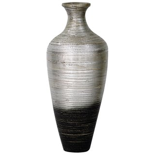 "23.62"" Bamboo ""Classic"" Jar Vase with Small Opening