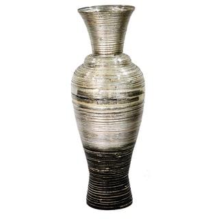 "22.44"" Bamboo Medium Decanter Vase"