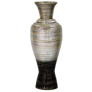 "28.74"" Bamboo Large Decanter Vase"