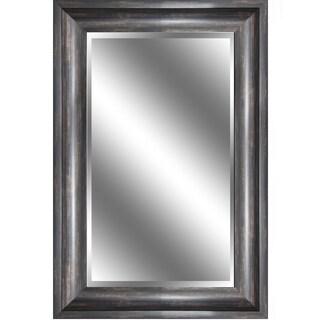 Ember Bronze Beveled Wall Mirror