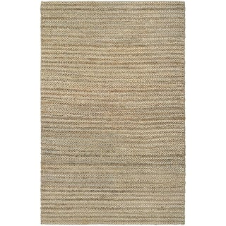 Couristan Ambary Cordage Camel Jute and Cotton Area Rug (3'5 x 5'5)