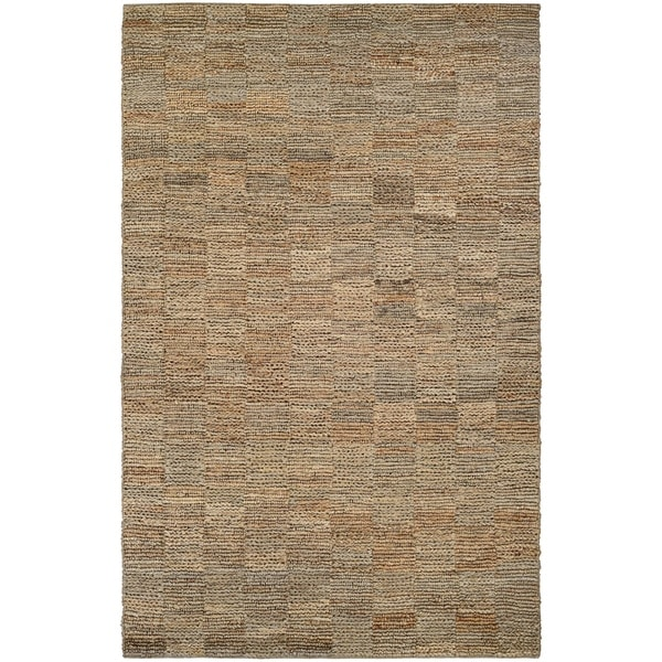 """Couristan Ambary Harvester/Natural Area Rug - 3'5"""" x 5'5"""""""