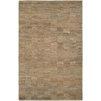 Couristan Ambary Harvester/Natural Area Rug - 5'3 x 7'6
