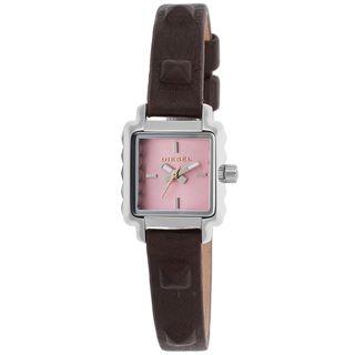 Diesel Women's DZ5479 'Ursula' Brown Leather Watch