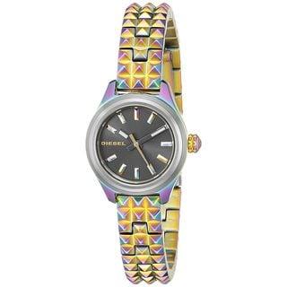 Diesel Women's DZ5461 'Kray Kray' Gold-Tone Stainless Steel Watch