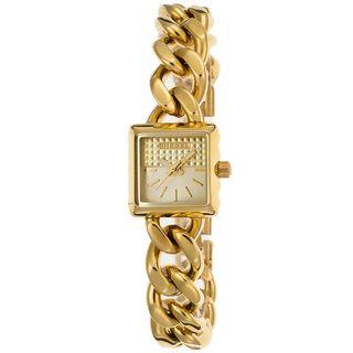 Diesel Women's DZ5431 'Ursula' Gold-Tone Stainless Steel Watch