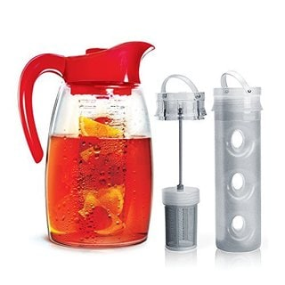 FLAVOR IT PITCHER RED
