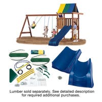 Swing-N-Slide Wrangler Deluxe Play Set Hardware Kit