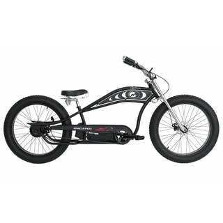 Micargi Cyclone Black 26-inch E-bike