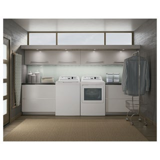 27-inch Top Load Washer and Electric Dryer