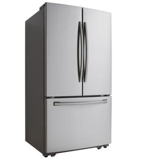 26 Cubic Feet French Door Refrigerator with Filtered Ice Maker