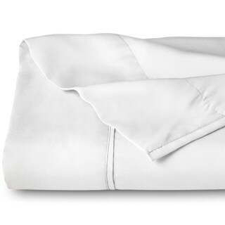 Flat Top Sheet Premium Ultra-Soft Microfiber - Brushed, Hypoallergenic