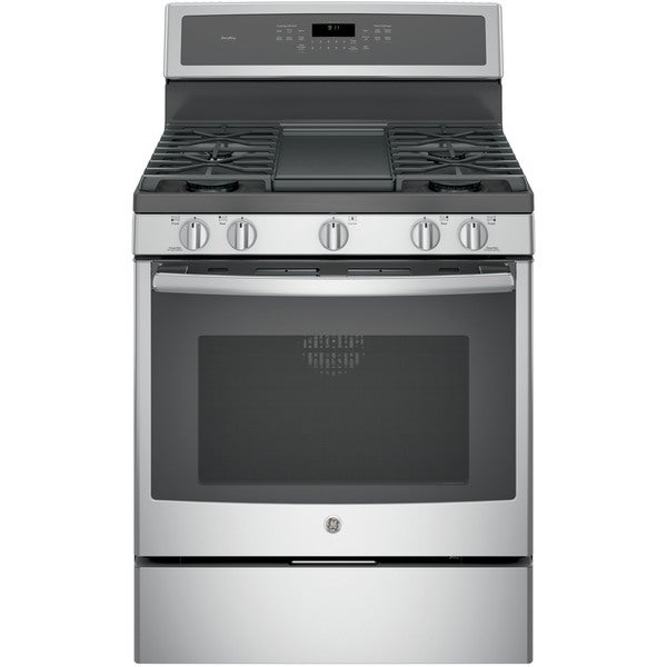 GE Profile™ Serious 30-inch Free-Standing Gas Convection Range