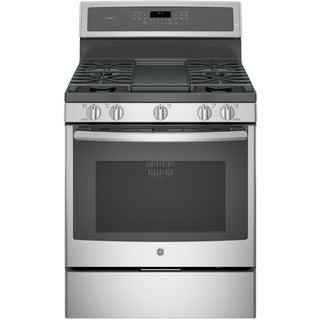 GE Profile Serious 30-inch Free-Standing Gas Convection Range