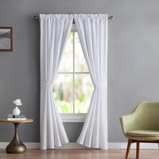 Levinsohn Microfiber Curtain Panel