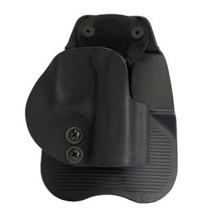 Frontline Kydex Paddle Holster H&K P7/13, Black, Right Hand