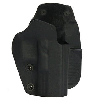 Frontline Kydex Paddle Holster Glock 30, Black, Right Hand