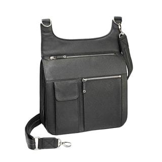 Gun Toten Mamas Jennifer's Traveler Crossbody Bag, Black