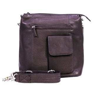 Gun Toten Mamas Flat Sac Brown