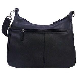 Gun Toten Mamas Hobo Handbag Black