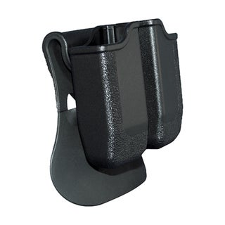 SigTac Double Mag Pouch P226 9mm/357SIG/40S&W, P229 9mm, Black Polymer