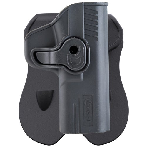 """Caldwell Tac Ops Holster 1911 3"""" Barrel, Right Hand, Black"""