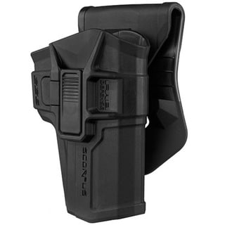 Mako Group Scorpus Paddle/Belt Holster Sig Sauer 226, Black, Right Hand
