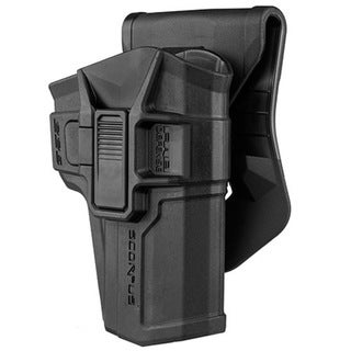 Mako Group Scorpus Paddle/Belt Holster Sig Sauer 226, Level II, Black, Right Hand