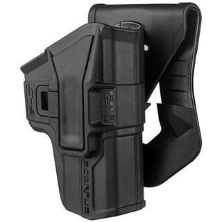 Mako Group Scorpus Paddle/Belt Holster Glock 9/40, Swivel. Black, Right Hand