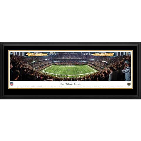 New Orleans Saints Framed NFL Picture