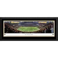Blakeway Panoramas 'New Orleans Saints - 50 Yard Line' Framed NFL Print