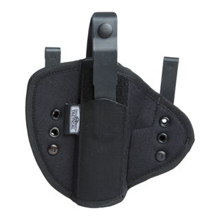 Uncle Mikes IWB Tuckable Holster, Black Size 0
