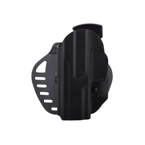 Hogue C24 CZ-75 P-09 Left Hand Holster Black