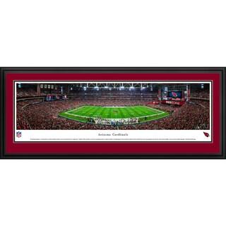 Blakeway Panoramas NFL Arizona Cardinals Framed Print