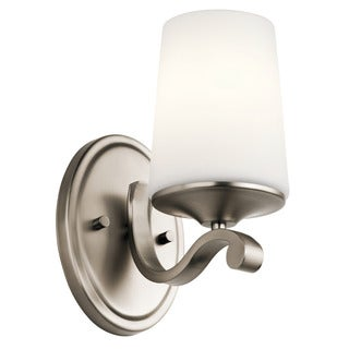 Kichler Lighting Versailles Collection 1-light Antique Pewter Wall Sconce