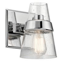 Kichler Lighting Reese Collection 1-light Chrome Wall Sconce