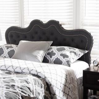 Copper Grove Coronado Contemporary Fabric Upholstered Headboard