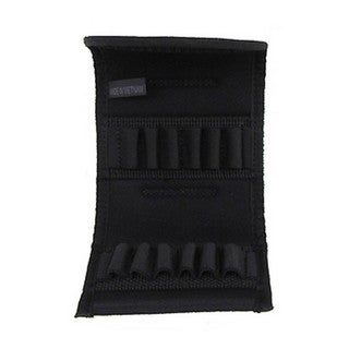 Uncle Mikes Cordura Cartridge Carrier, Black Folding Handgun