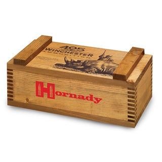 Hornady Wooden Ammo Box