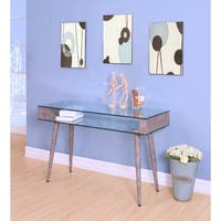 Acme Furniture Boyd Glass Sofa Table