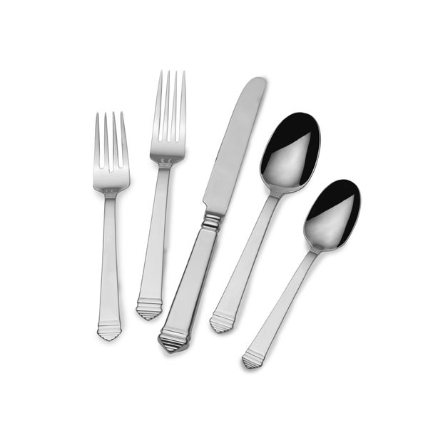 Towle Colonnade 45-Piece Flatware Set (Service for 8)