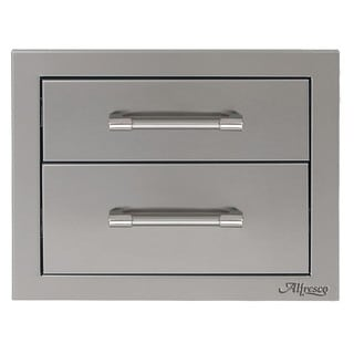 Alfresco Two Tier Storage Drawers - AXE-2DR