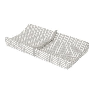 South Shore Somea Grey/White Changing Pad