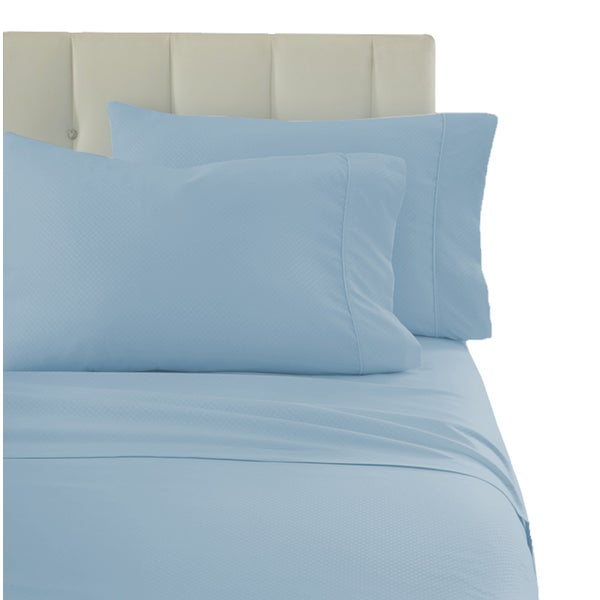 Premium Home Design 4-piece Ultra-soft Wrinkle Free Solid Bed Sheets