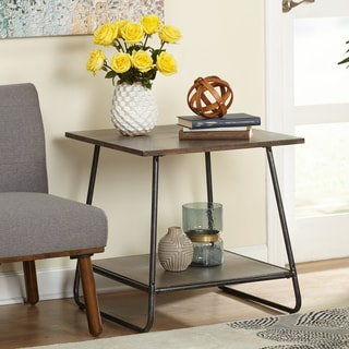 Simple Living Mid-century Francisky End Table
