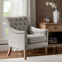 Madison Park Valley Grey Multi Accent Chair