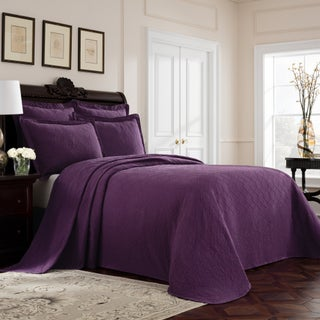 Williamsburg Richmond Cotton Matelasse Bedspread (More options available)