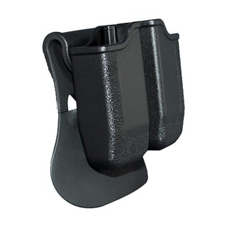SigTac Double Mag Pouch P239 All Calibers, Black Polymer