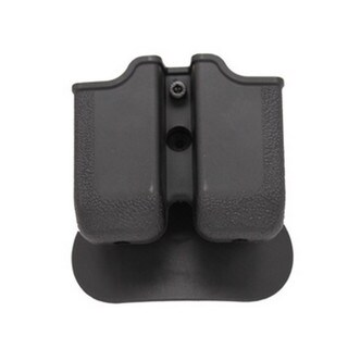 SigTac Double Mag Pouch P250 45 ACP Black Polymer
